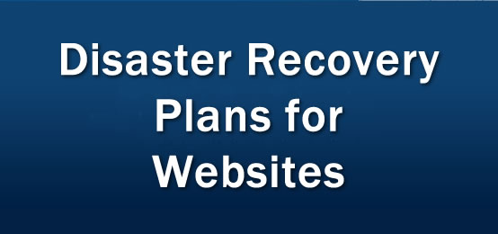 Disaster Recovery Plan for Websites