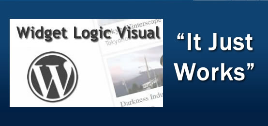 Widget Logic Visual 1.4 Plugin Released