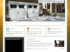 Garage Door Small Business Website